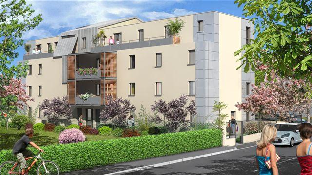 Toulouse Barrière de Paris Immobilier neuf
