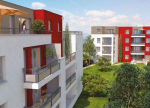 Toulouse patte d'oie immobilier neuf