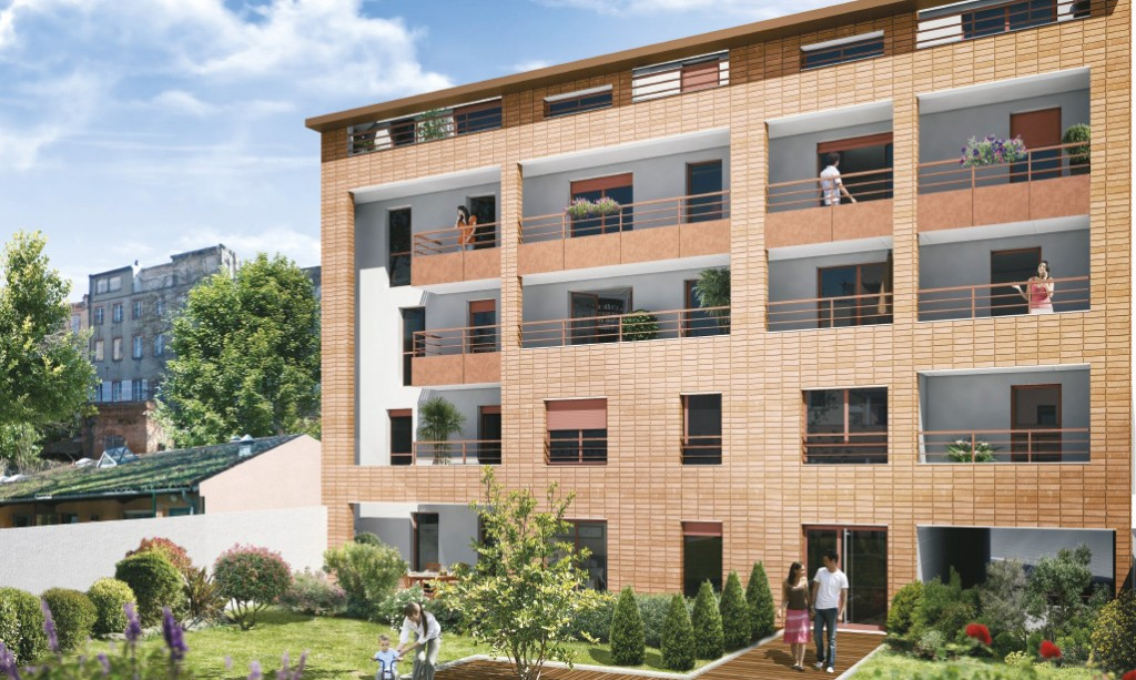 Les carmes immobilier neuf toulouse