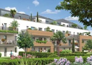 appartement neuf Toulouse barrière de paris