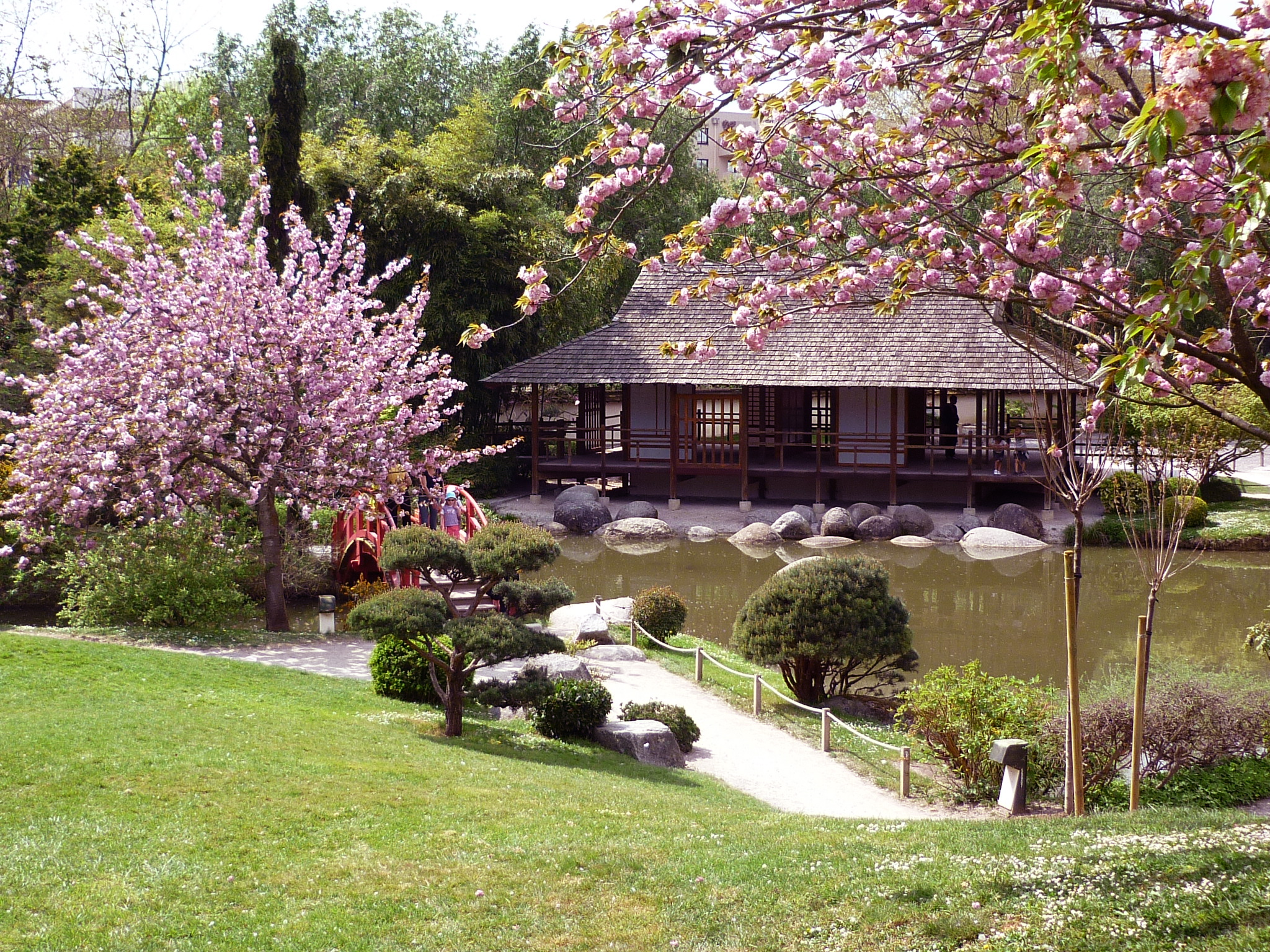 Jardin Japonais Toulouse Nord Ouest Maisons Et Appartements Neufs Toulouse Immobilier Neuf