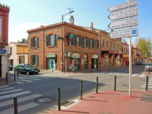 Quartiers Nord-Ouest Toulouse