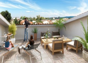 Toulouse Saint Cyprien Immobilier neuf