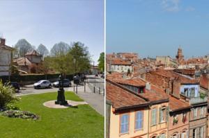 Quartiers Sud-Est Toulouse