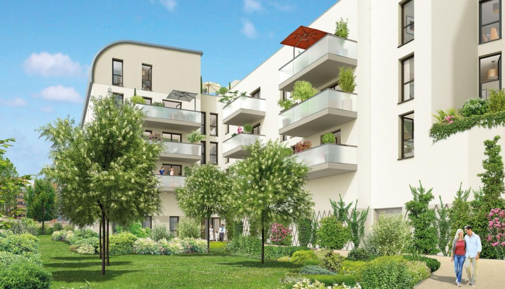 SAINT-CYPRIEN IMMOBILIER NEUF TOULOUSE1