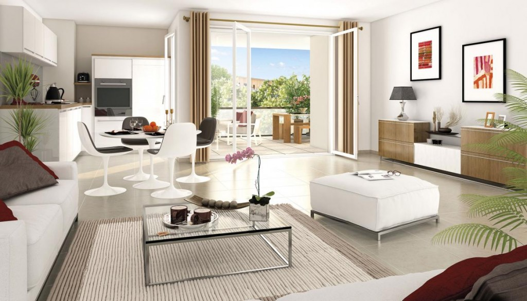 SAINT-CYPRIEN IMMOBILIER NEUF TOULOUSE2