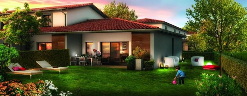 Maisons neuves Launaguet
