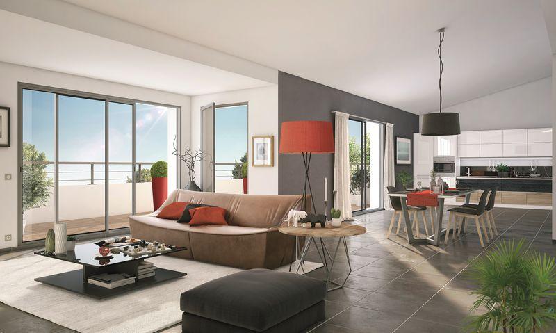 votre appartement neuf toulouse centre maisons et. Black Bedroom Furniture Sets. Home Design Ideas