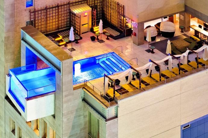 Top 10 des piscines les plus folles