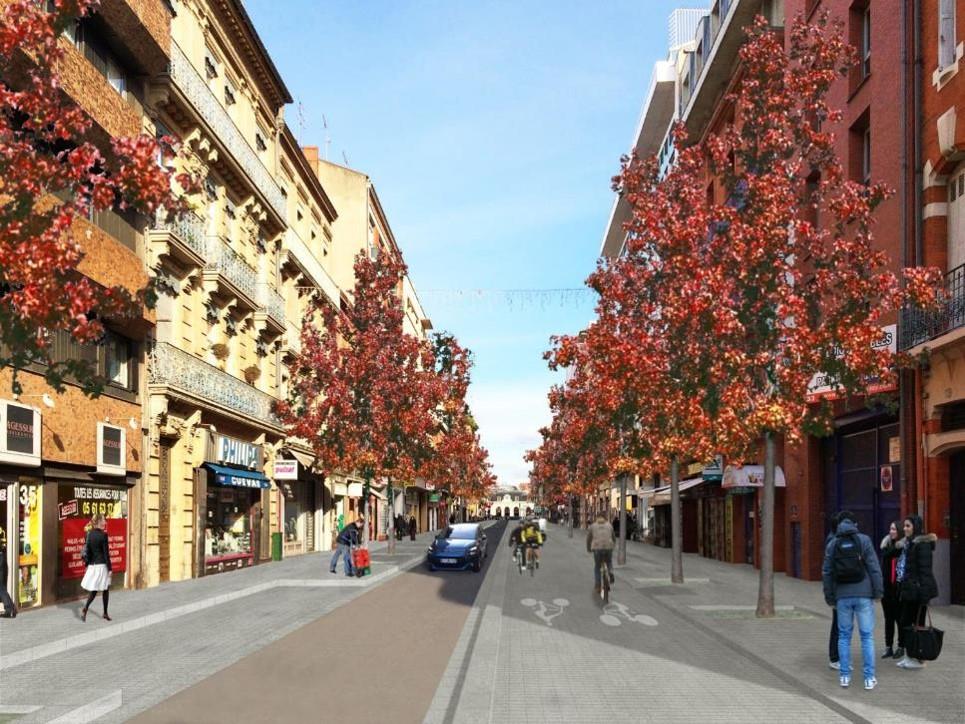 rue bayard toulouse