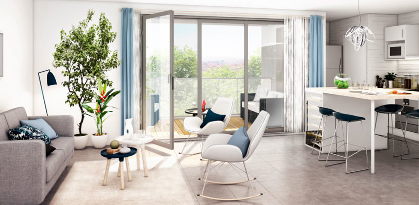 Toulouse busca appartements neufs